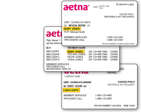 Insurance Plan Insurance Plan Name Aetna
